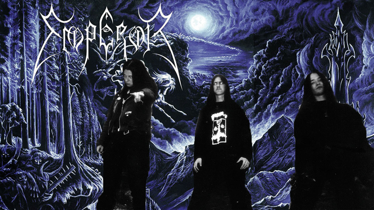 Emperor's The Nightside Eclipse: Defining metal's most evil subgenre
