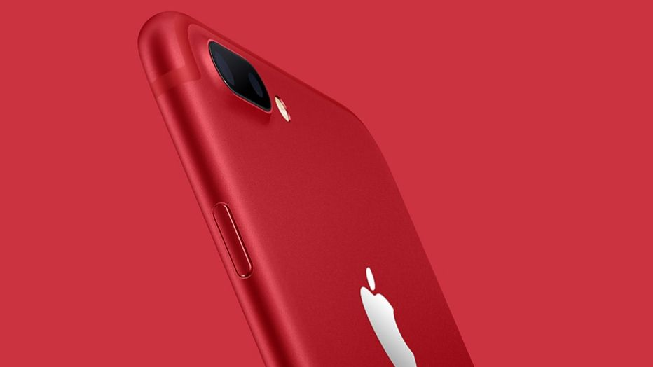 iPhone 7 Colors: Now Including a Bold New Shade of Red