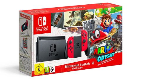 Nintendo Switch is in stock for Cyber Monday in the US