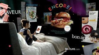 Texture magazine service