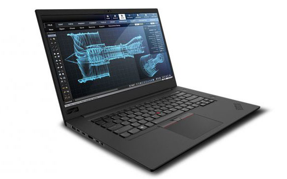 Best laptop for graphic design: Lenovo ThinkPad P1