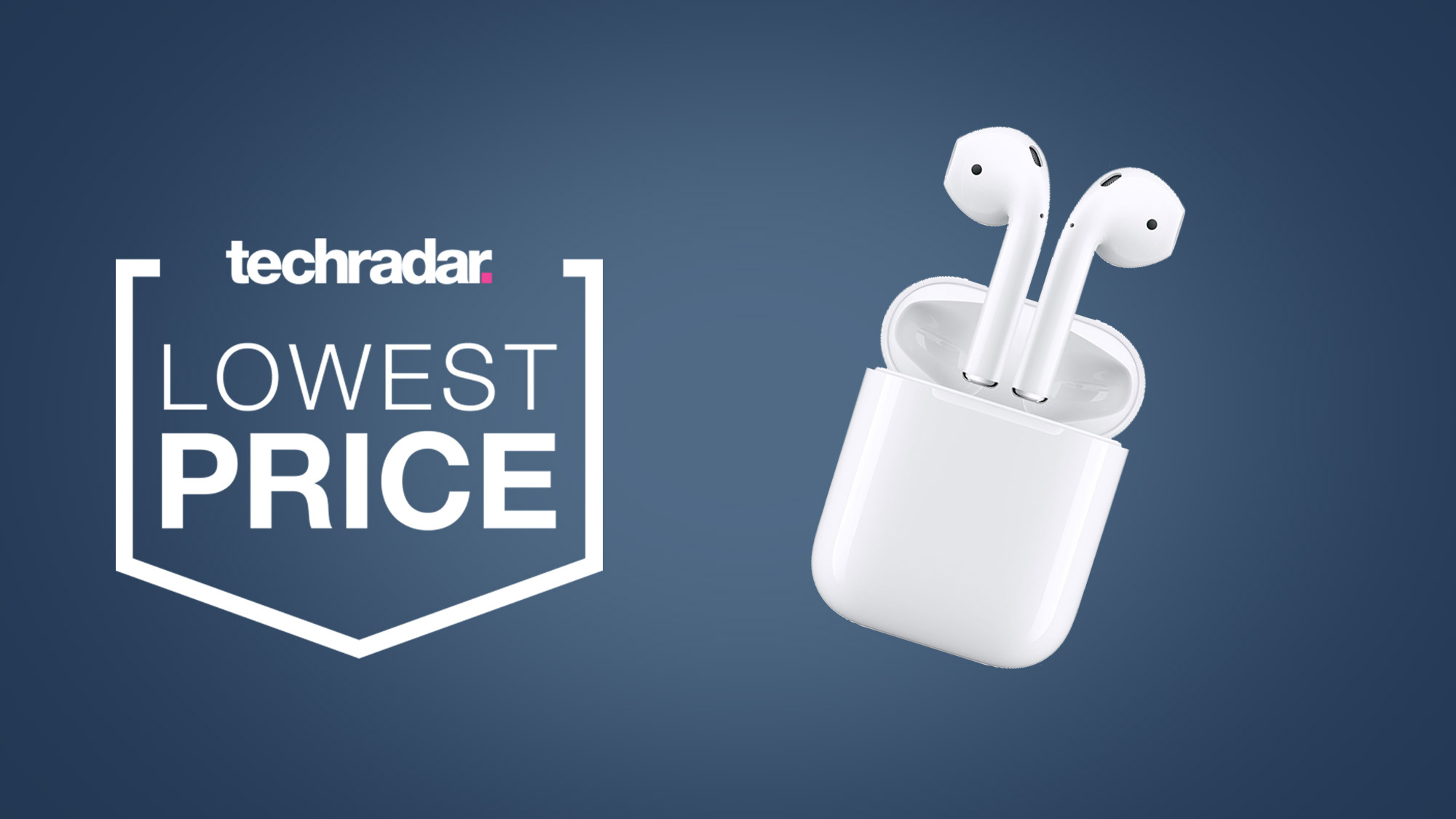 Hurry! The Apple AirPods are down to their lowest price ever