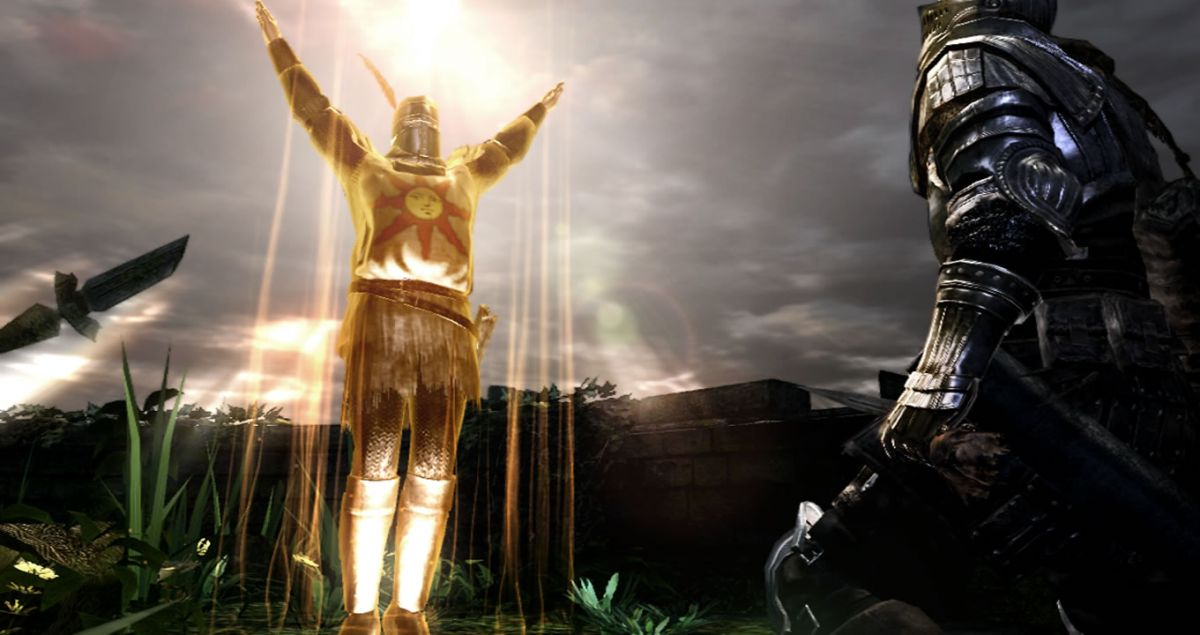 Why we praise the sun: the story of Dark Souls' most famous gesture