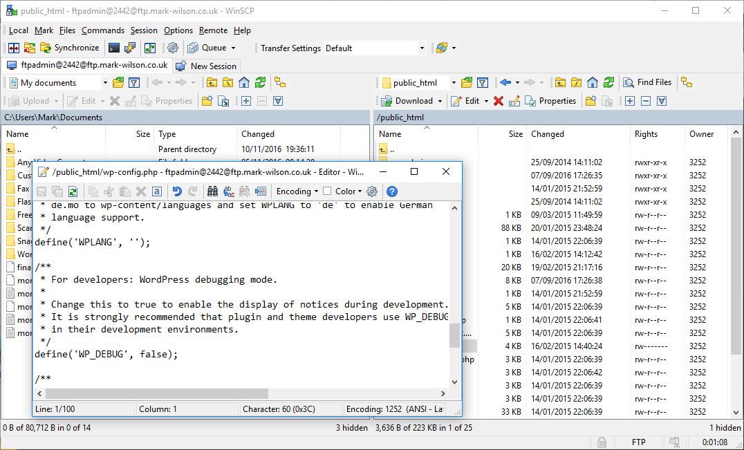 Wsaeaddrnotavail ftp software