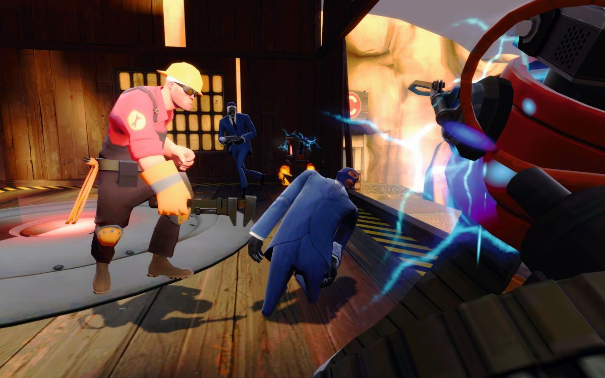 Valve's next major TF2 balancing update is 'imminent'