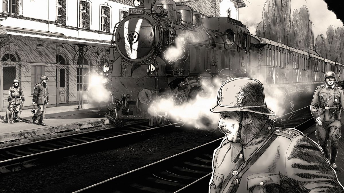 Attentat 1942 is a 'historically accurate' game about the Nazi occupation of Czechoslovakia