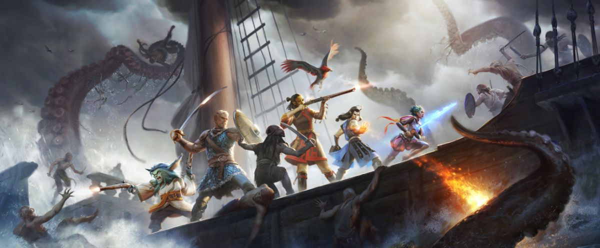 Pillars of Eternity 2: Deadfire sets sail for frontiers beyond mere tradition
