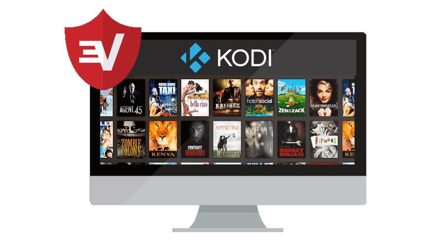 Express VPN - Kodi VPN