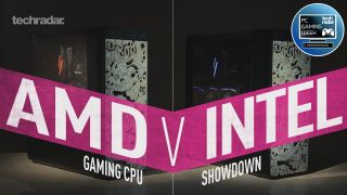 Watch this epic gaming CPU faceoff