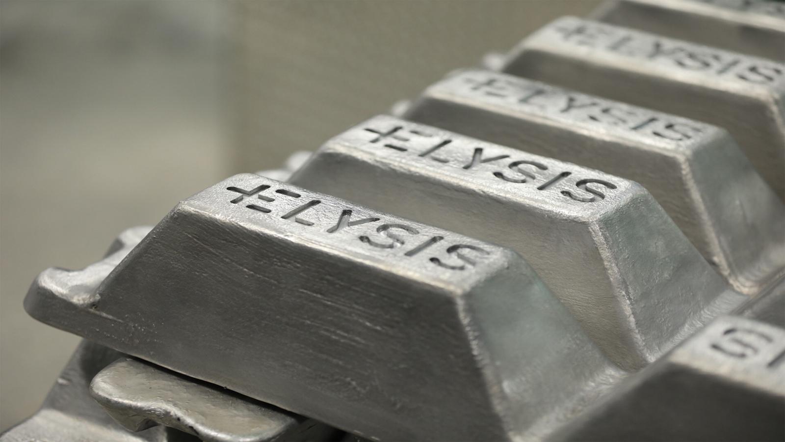 Elysis aluminum