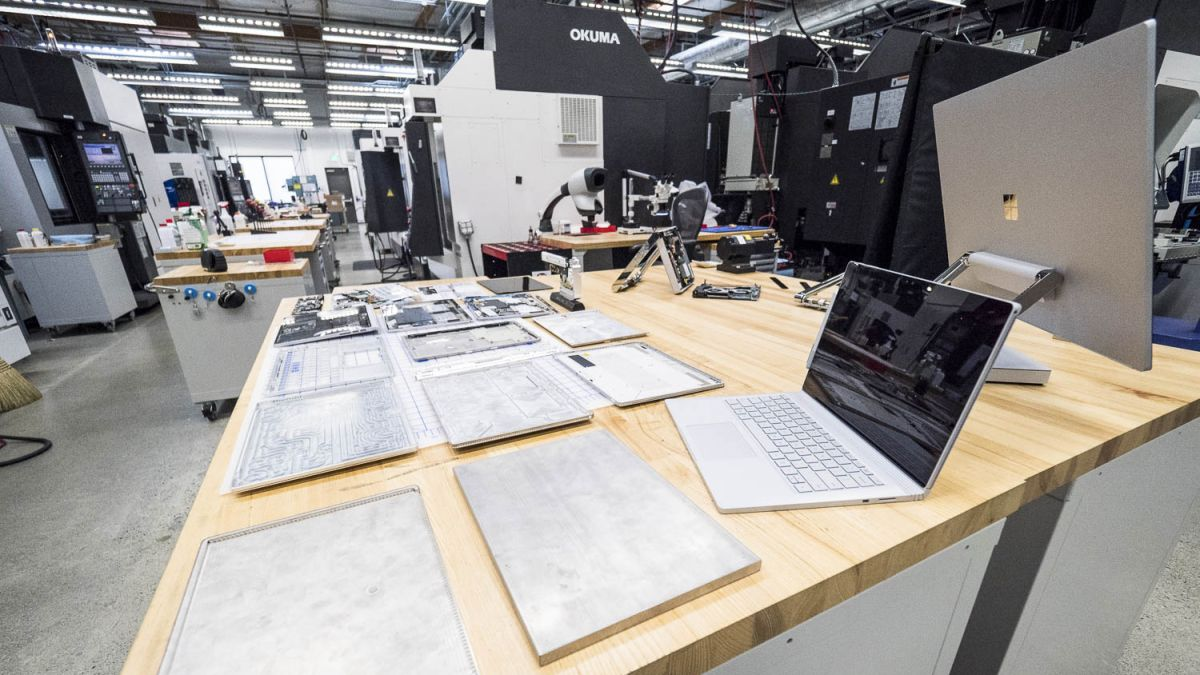 Inside the lab where Microsoft Surface comes to life