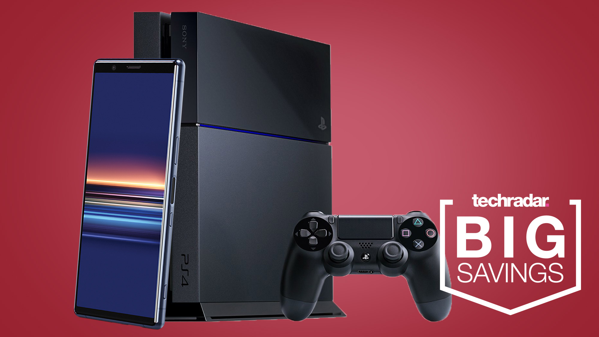 Get a free PS4 with these cheap mobile phone deals from Carphone Warehouse