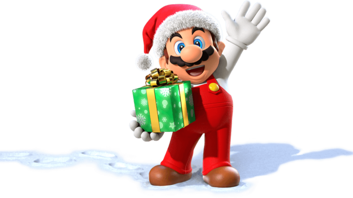 Best Christmas Gifts For Nintendo Gamers 2016 Gamesradar