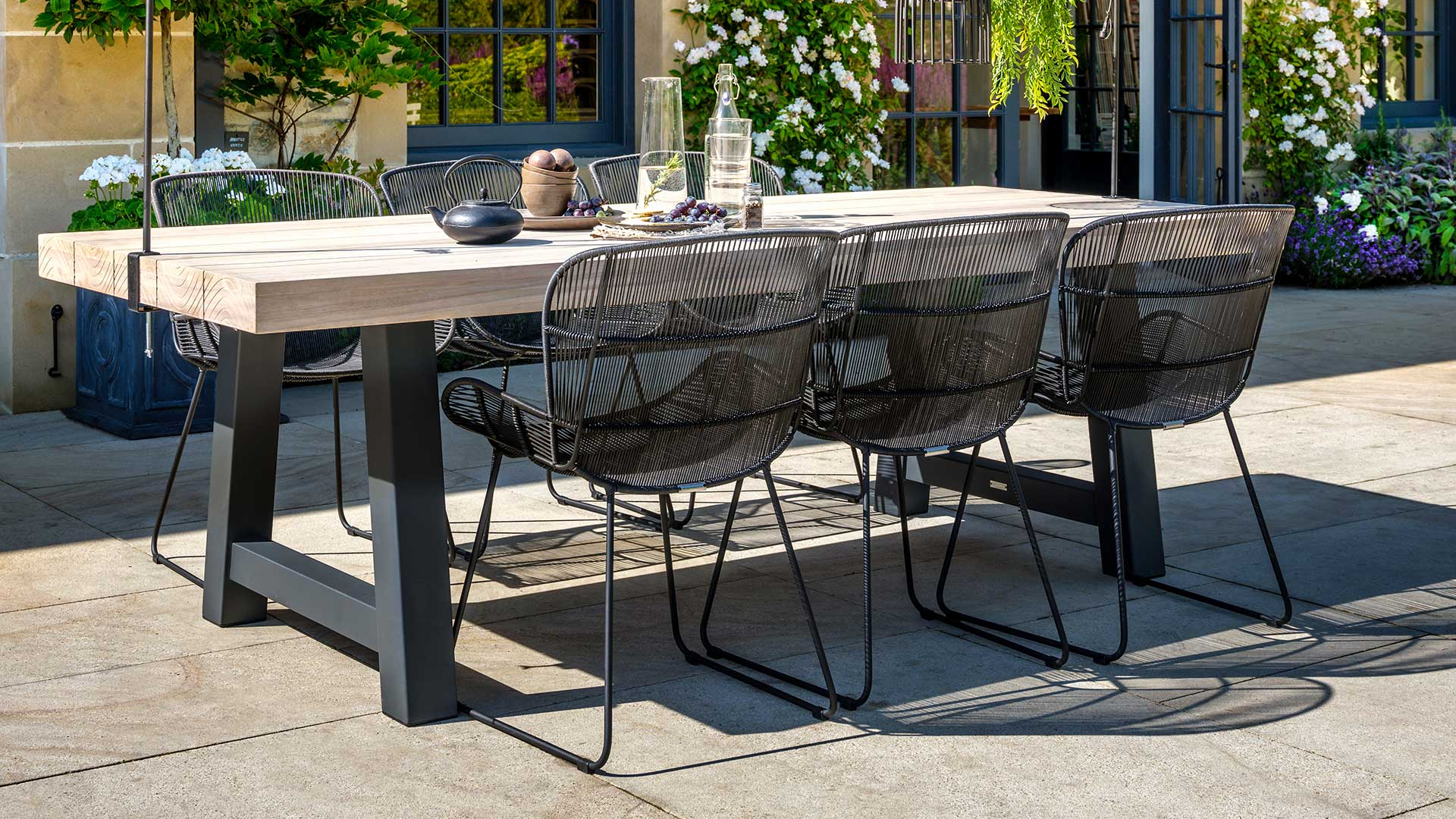 Best Garden Furniture 2021 Relax And Entertain In Style Real Homes