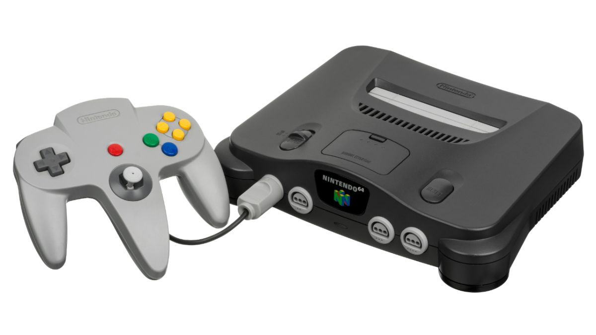 Nintendo trademark points to existence of the N64 Classic
