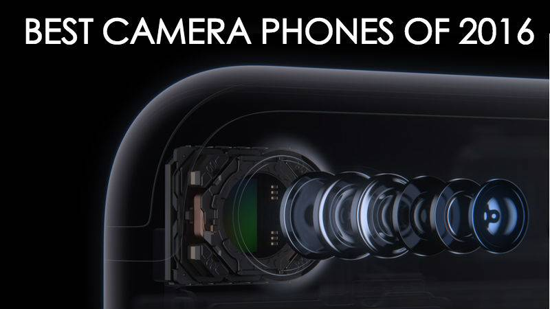 Best Camera Phones of 2016