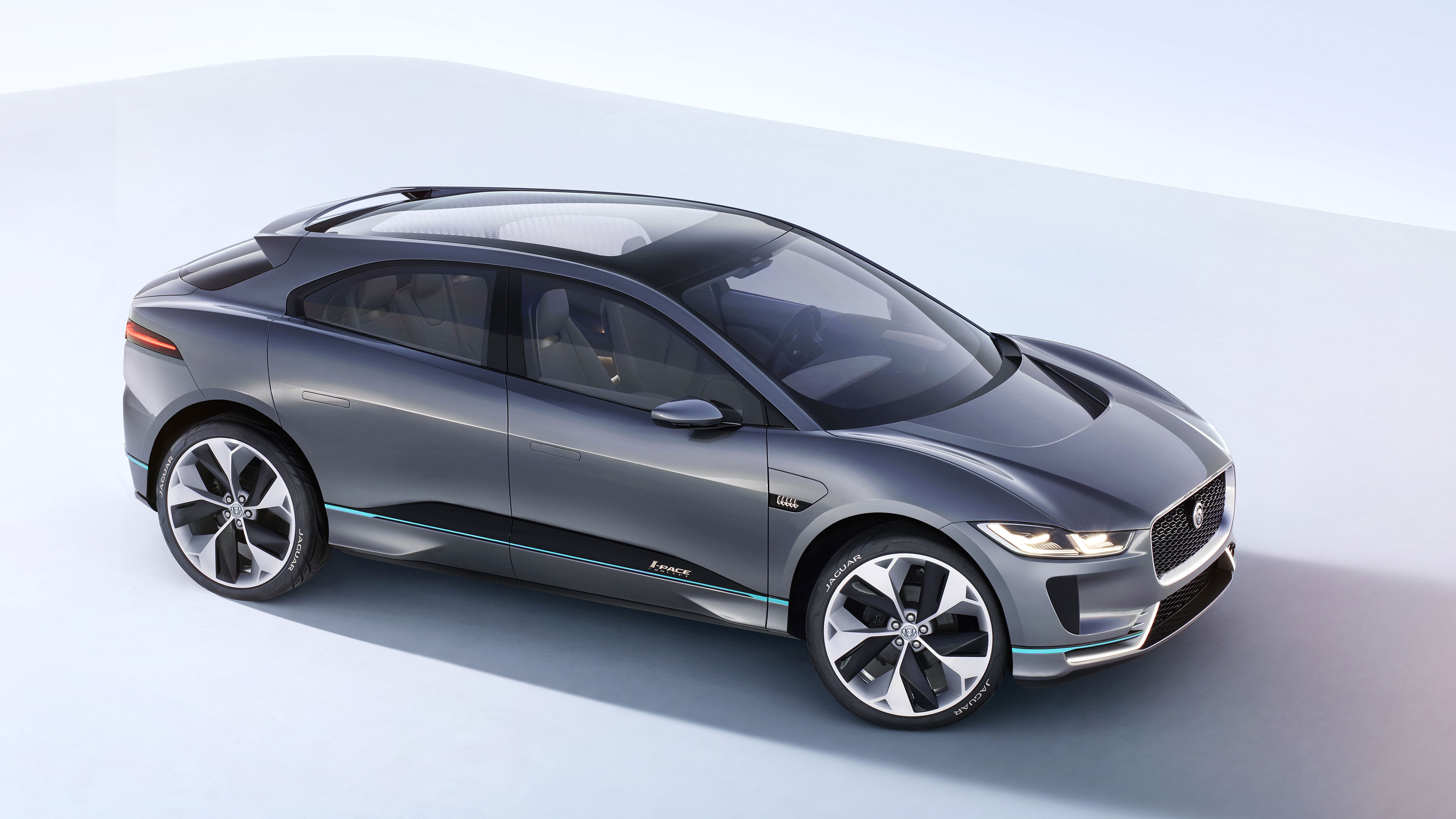 Jaguar S First All Electric Car Gives Us A Glimpse Of The Future