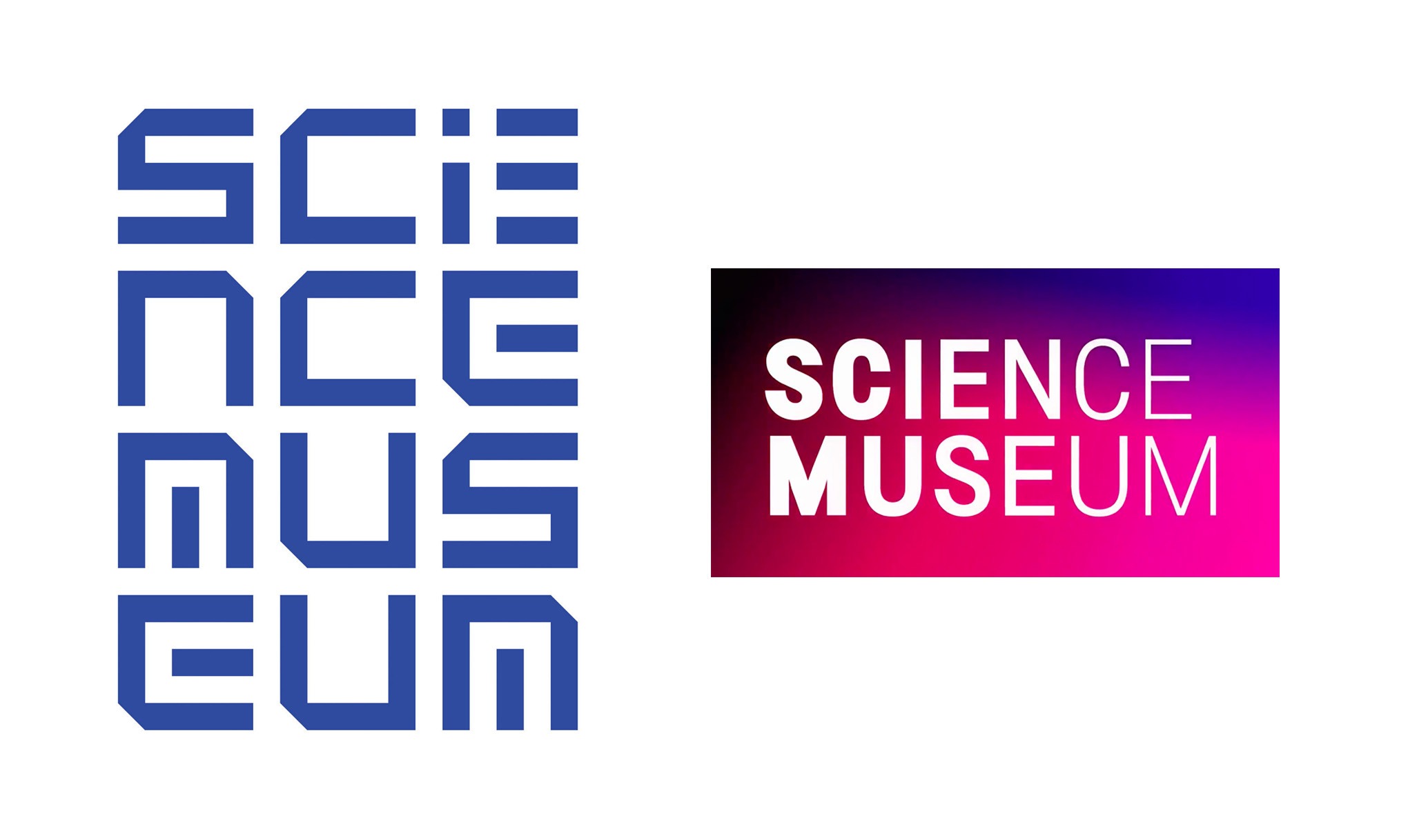 Johnson Banks responds to Science Museum rebrand