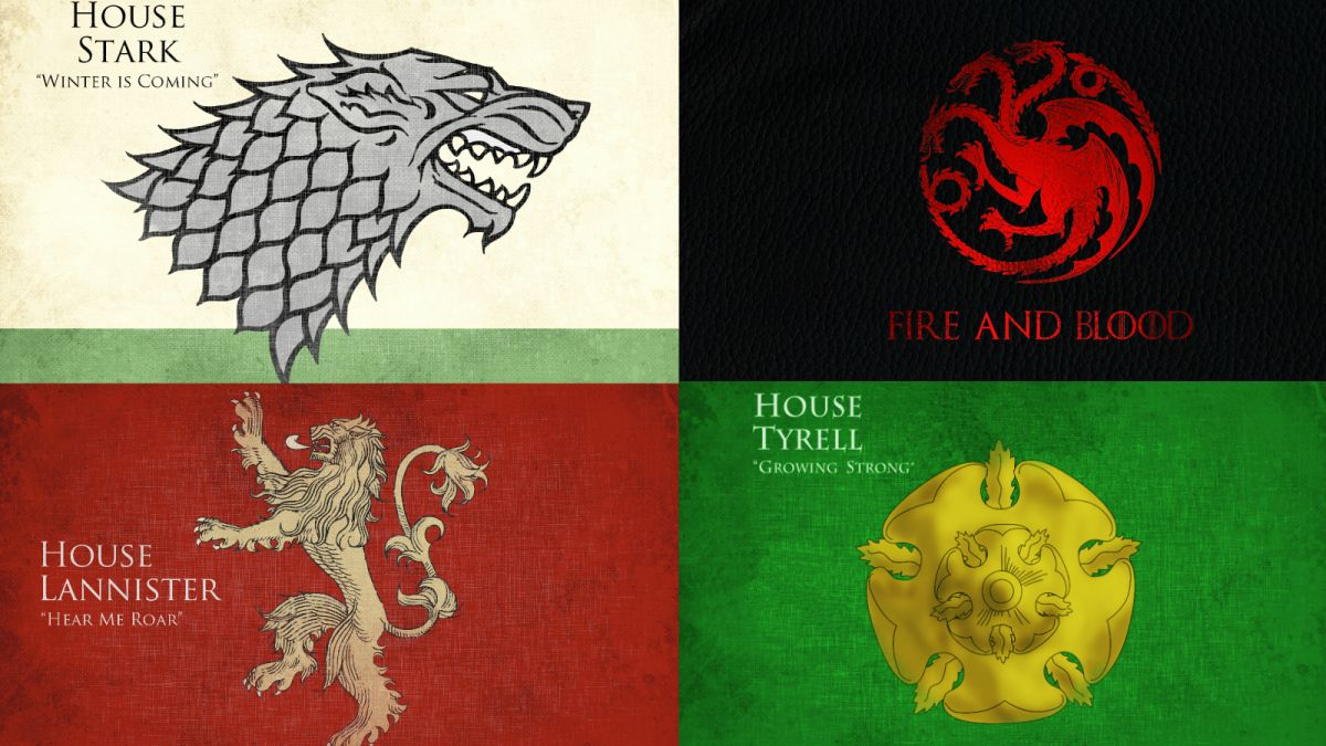 The hidden meanings and secrets behind each Game of Thrones House banner
