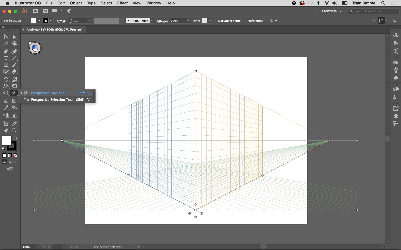 Create perspective in Adobe Illustrator | Creative Bloq
