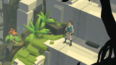 Trophy data shows Lara Croft Go coming to PlayStation 4, Vita