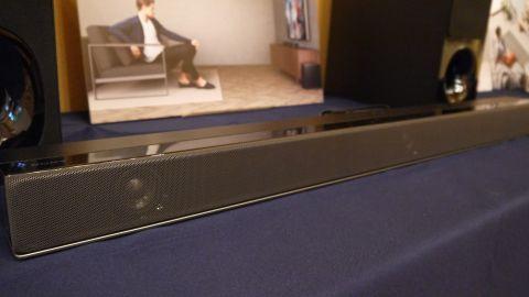 Sony Ht Z9f Soundbar Hands On Review Techradar
