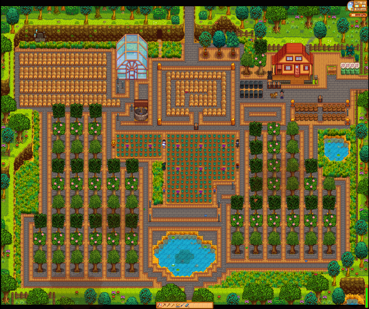 How To Get Rich Transforming Your Stardew Valley Farm Into
