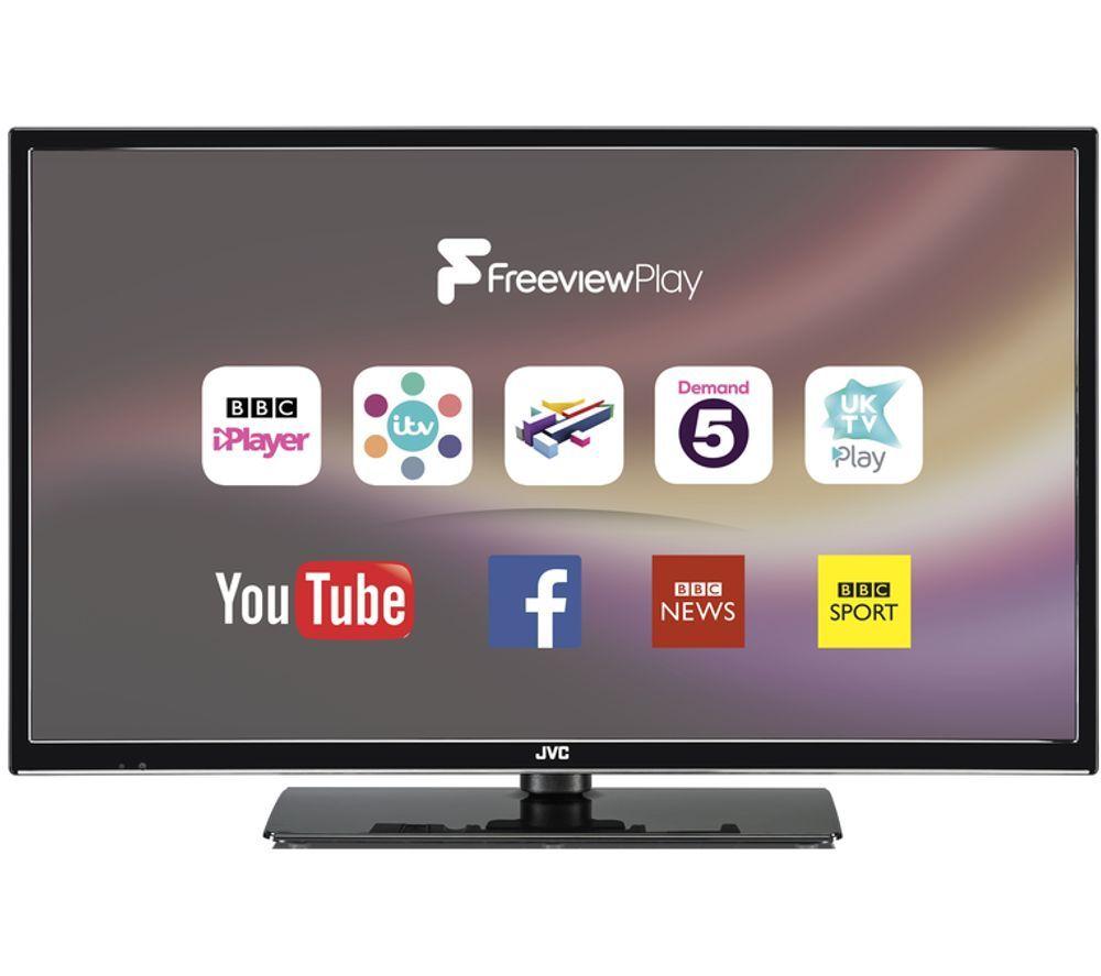 should i buy the jvc lt 32c672 32 inch smart led tv on black friday techradar. Black Bedroom Furniture Sets. Home Design Ideas