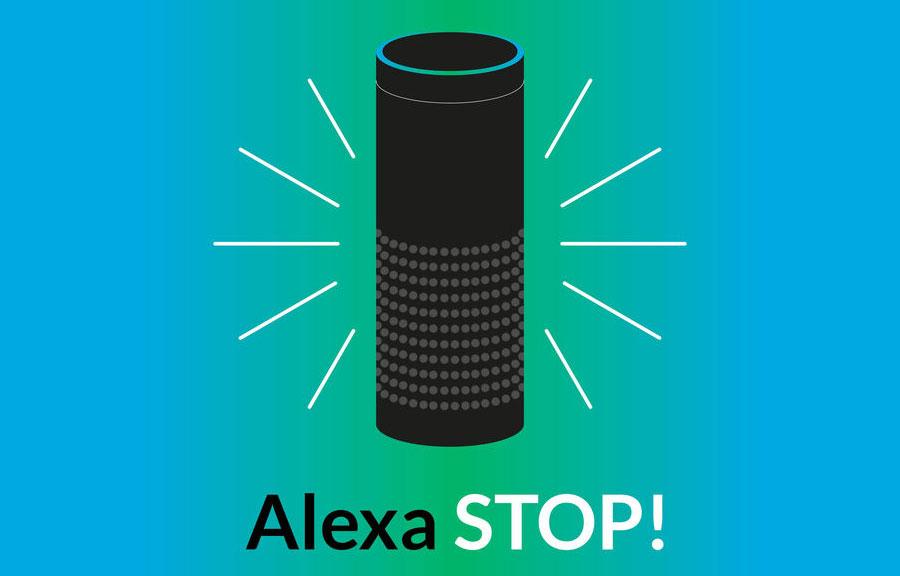 Alexa Stop