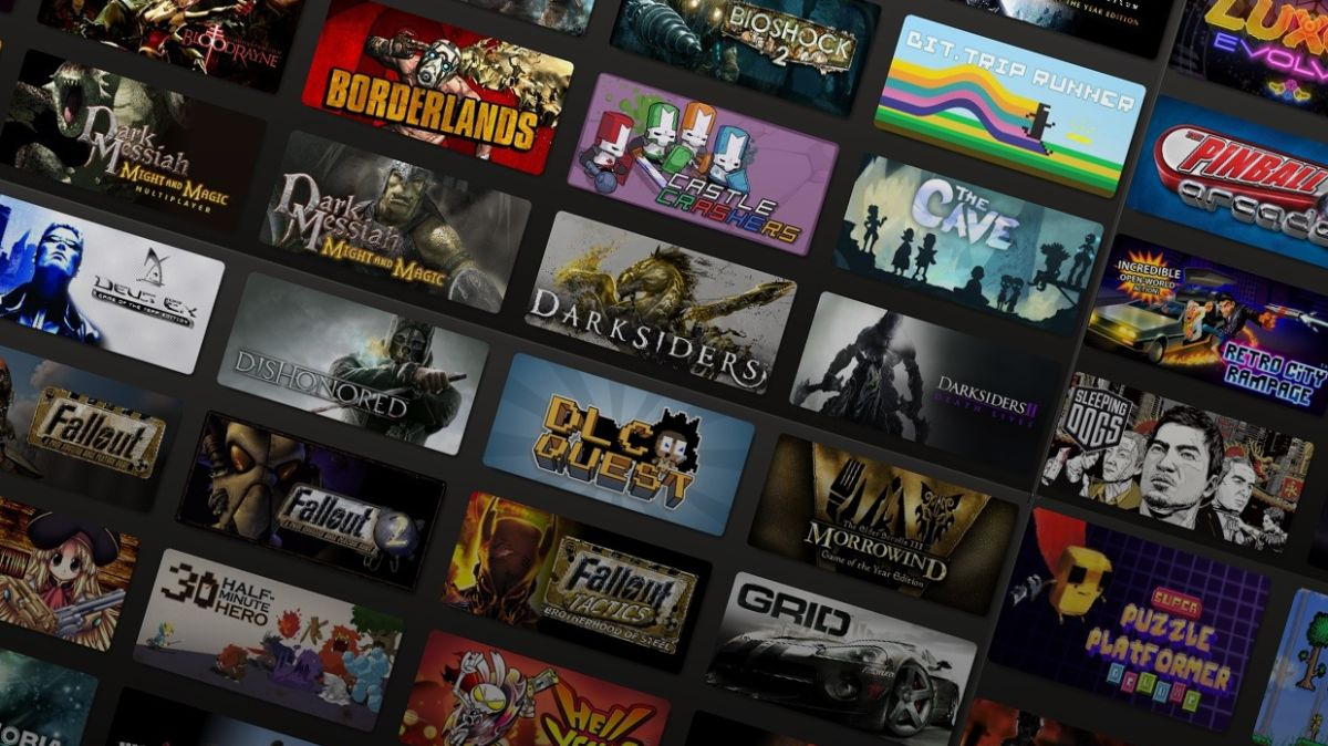 Steam now tells you why it recommended a game to you