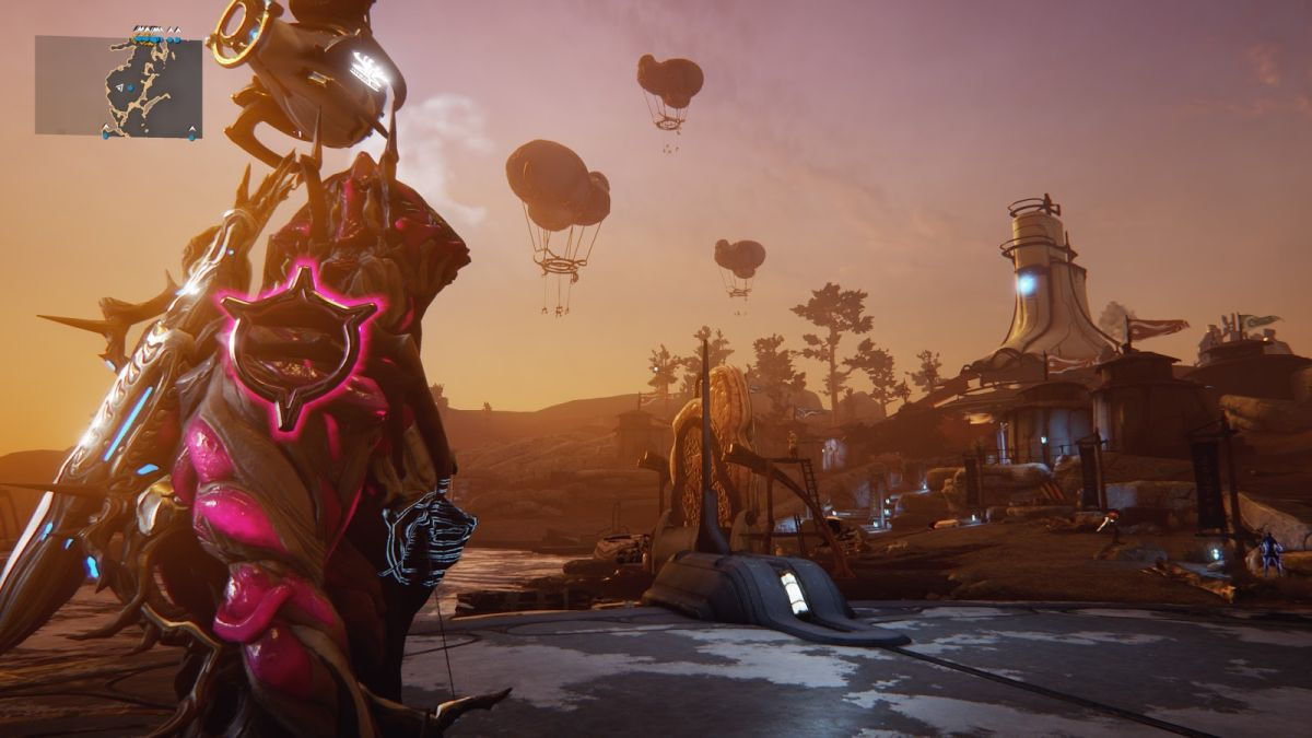 A beginner's guide to Warframe: Plains of Eidolon