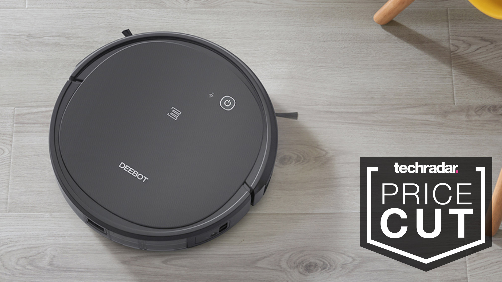 This robot vacuum is 50% off at Amazon and ships in time for Christmas