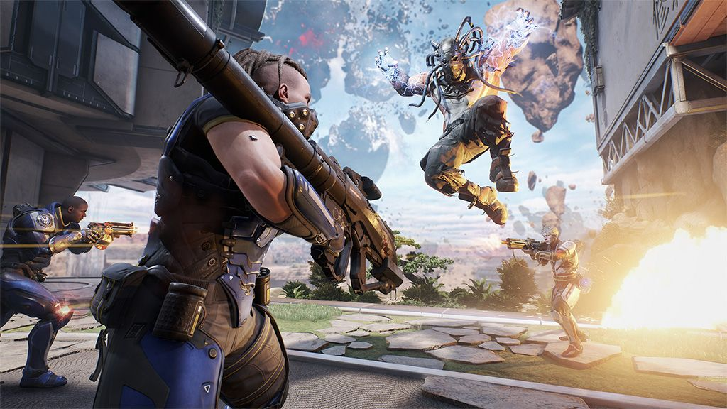 Cliff Bleszinski says he's not worried about LawBreakers' slow start