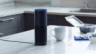 The Amazon Echo smart speaker discounted for 24 hours