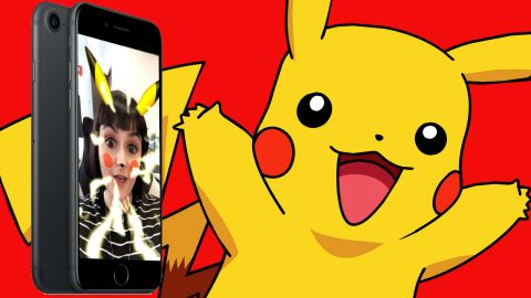 Pokémon Company and Snapchat collaborate on limited edition Pikachu lens