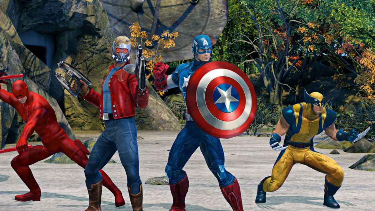 Marvel Heroes Omega brings comic book beat-'em-ups back to consoles