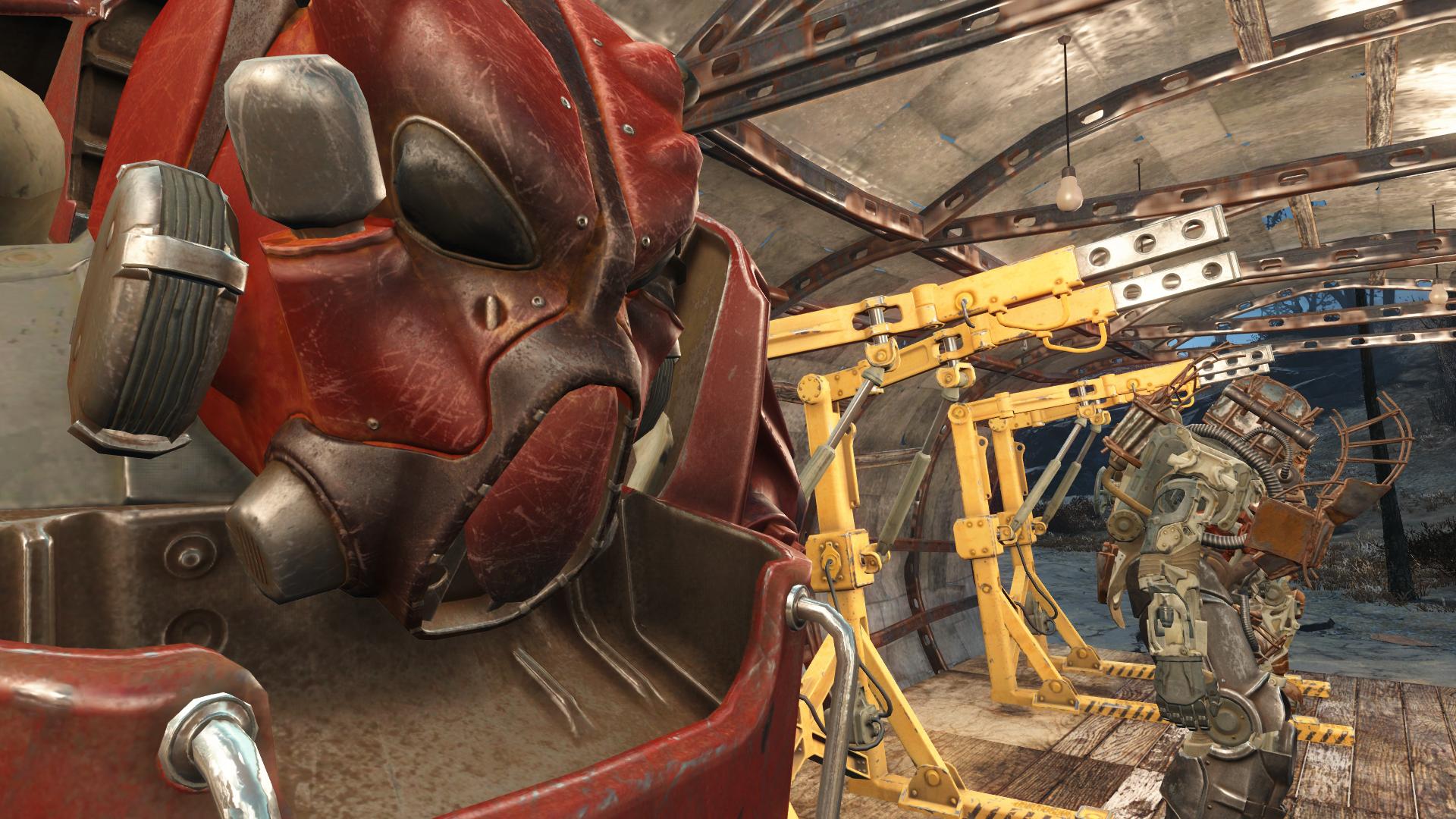 Fallout 4 High Resolution Texture Pack Comparison Screenshots Pc Gamer