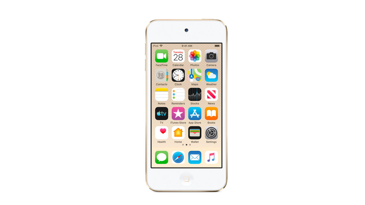 iPod 7th gen