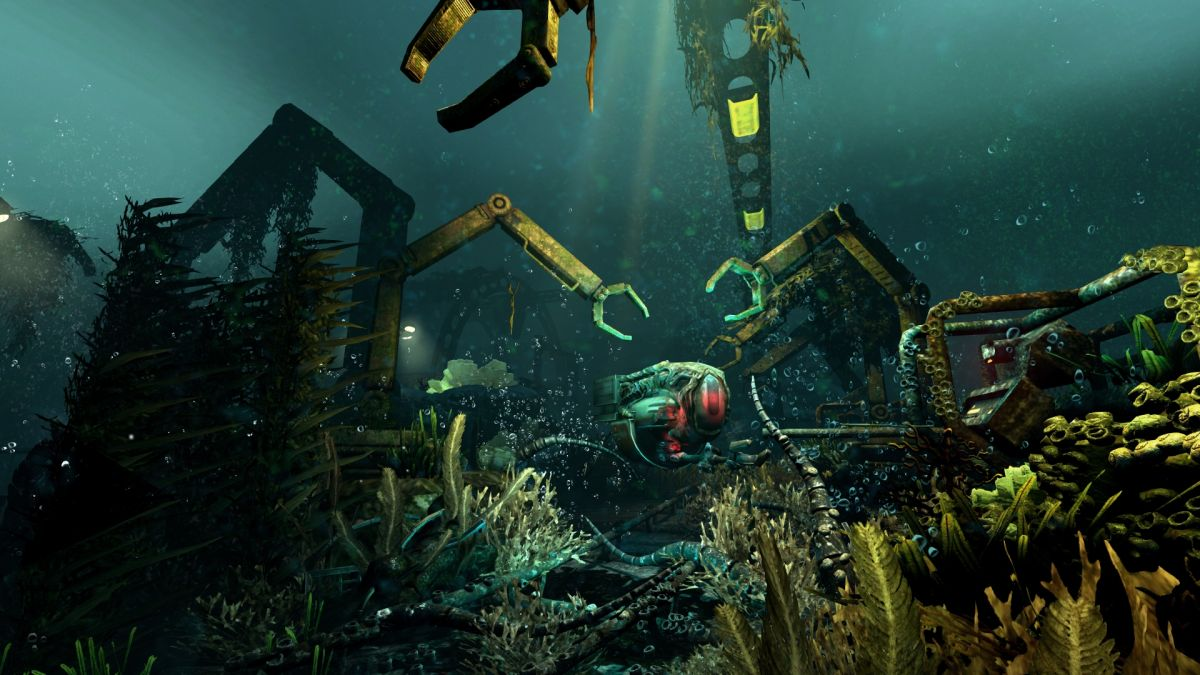 Save 70 percent on SOMA this week on the Humble Store