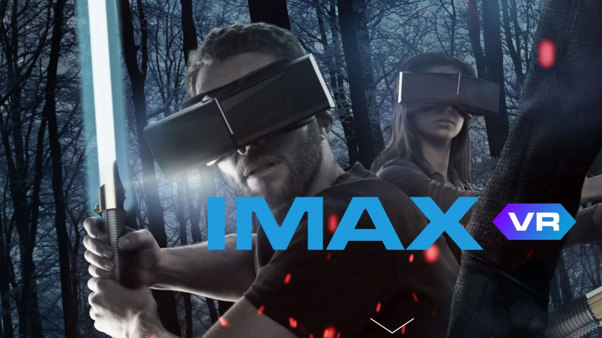Could VR Find its Niche in your Local IMAX?
