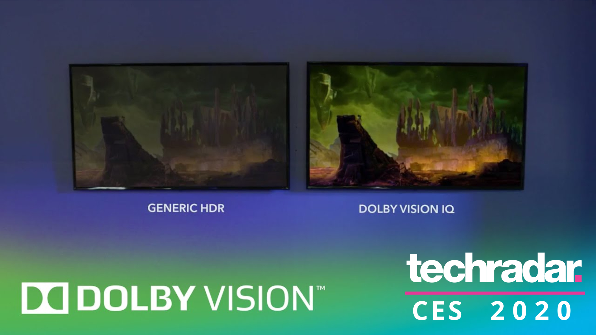 Dolby Vision IQ is about to make HDR TVs even better to look at