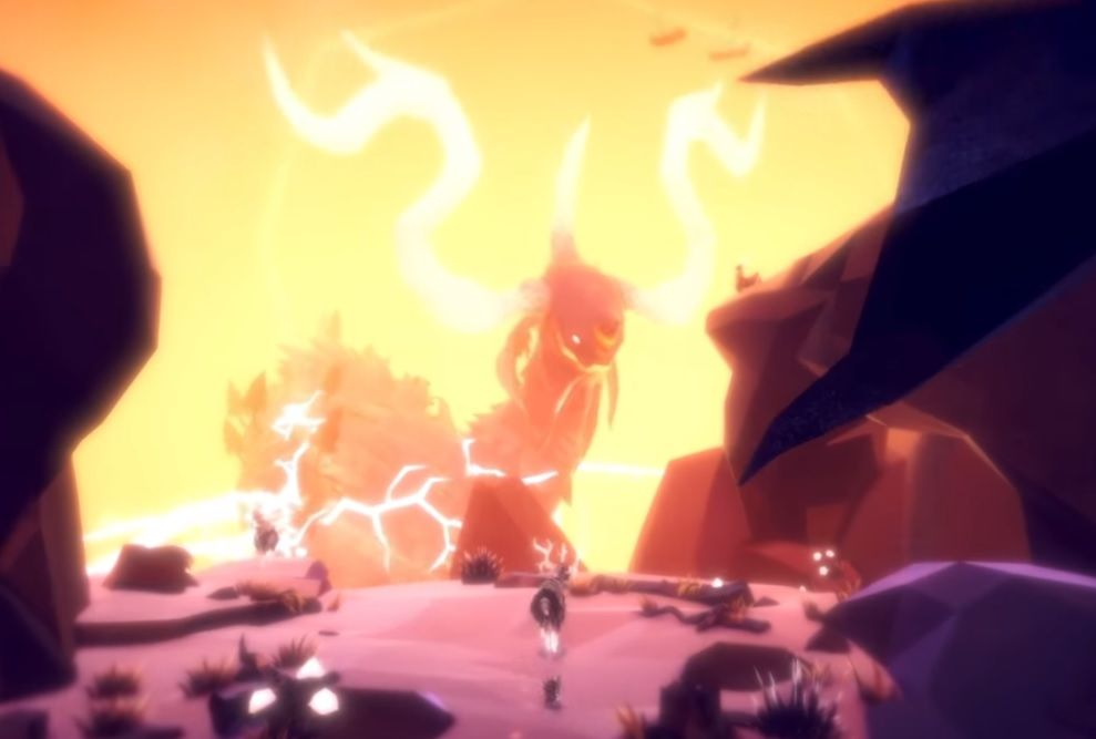 Adorable musical platformer Fe coming to PC next month