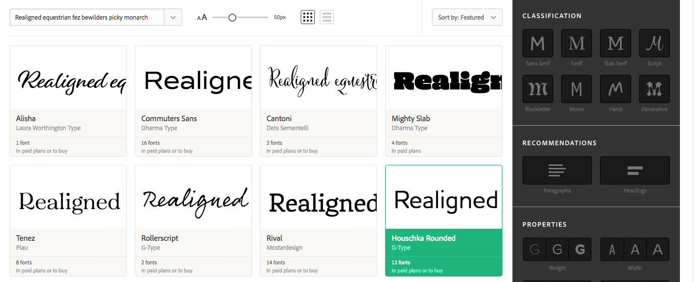 4 top typography tools for web designers - Graphic Design | Digital