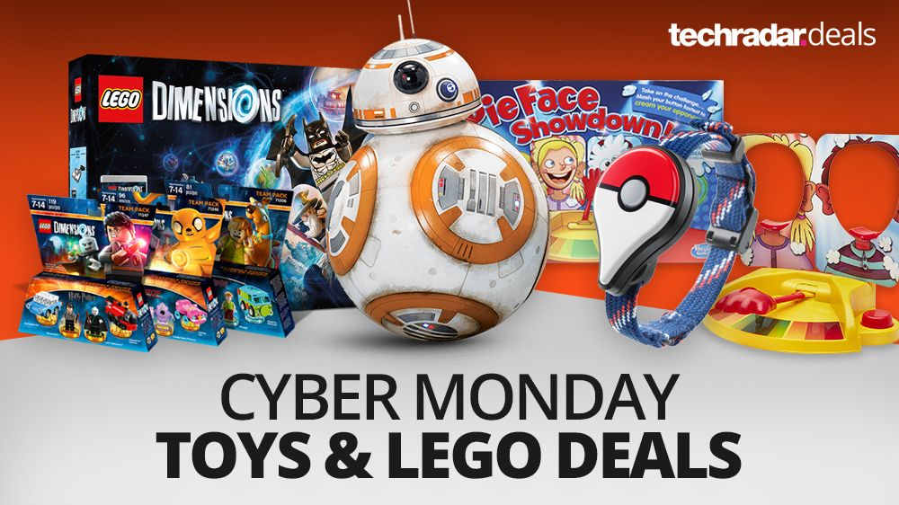 the best toy and lego deals on cyber monday 2016 techradar. Black Bedroom Furniture Sets. Home Design Ideas