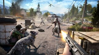 We ve seen it Get the inside story on Ubisoft s daring open world shooter set in the American Northwest