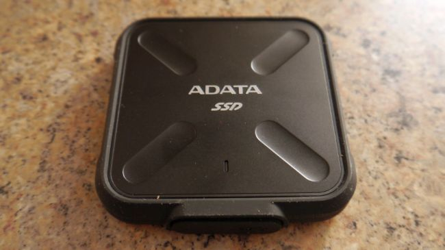 The Adata SD700 External