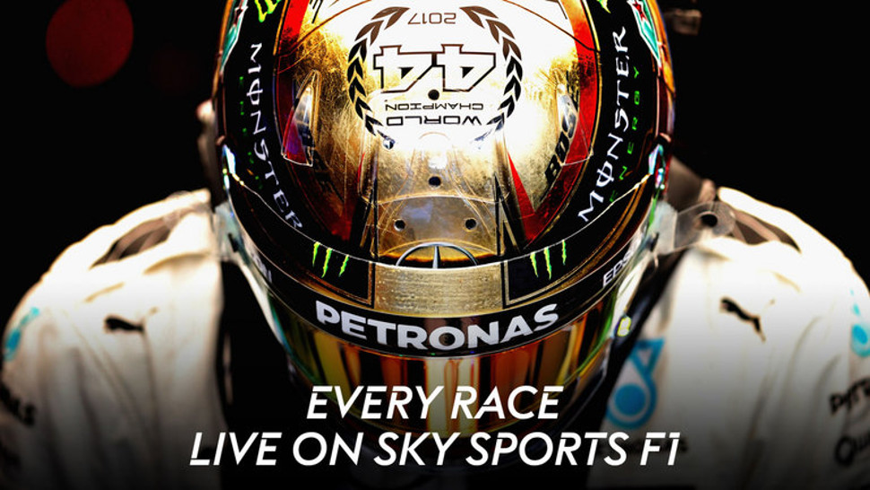 how to watch live f1