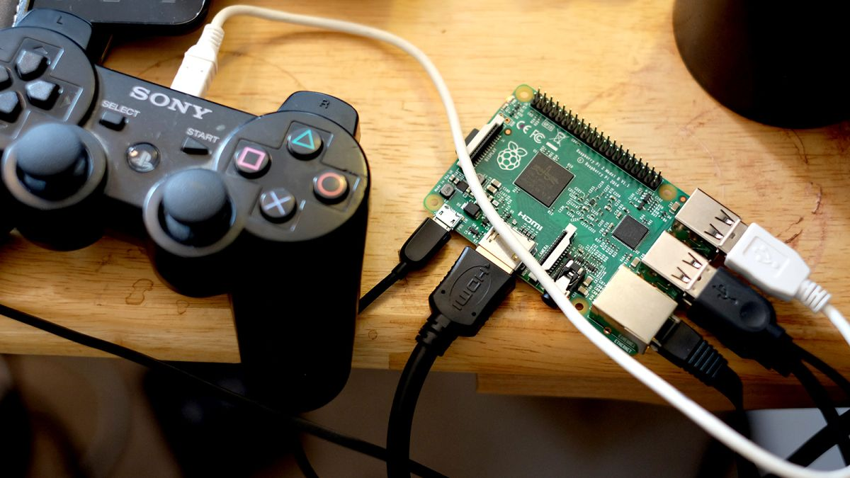 Raspberry pi 4 games download