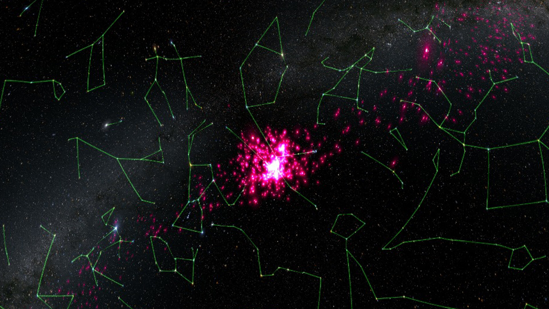 A 'lump' of darkish matter could also be ripping aside Taurus' face jkmPo3BndyC43jd5DAwSXB
