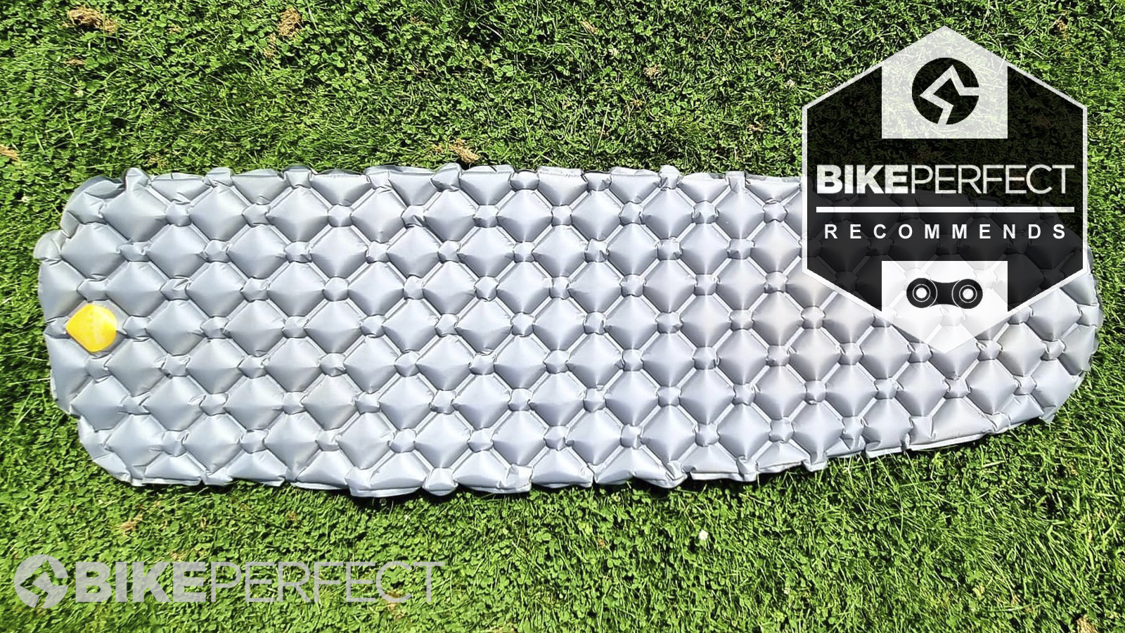 Alpkit Cloud Base inflatable sleeping mat review